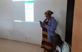 304 acteurs de mise en œuvre formés à l'utilisation du Système d'Information et de Gestion du programme