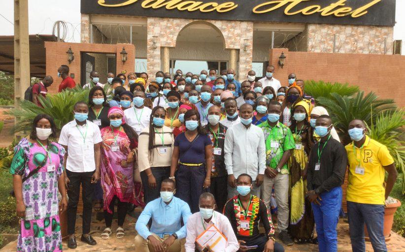 Programme Filets Sociaux Productifs : Rencontre bilan avec les CAC à Yamoussoukro